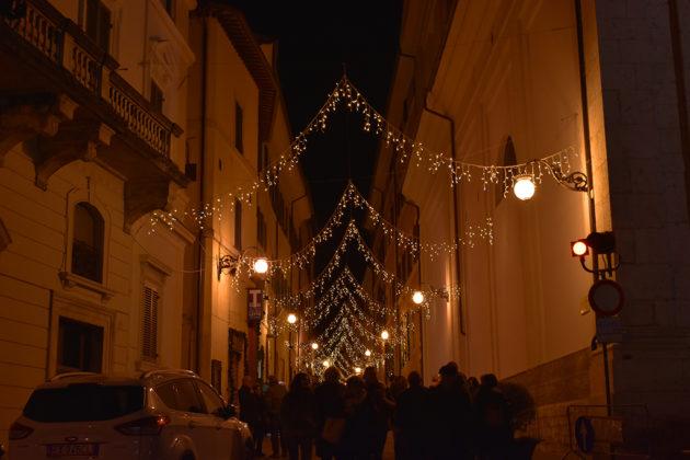 Spoleto - Corso Mazzini