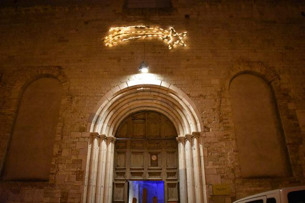 Ingresso Ex Chiesa San Simone - Piazza Campello