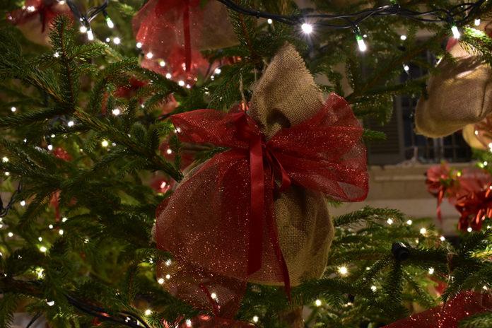 Decorazione albero di Natale - Spoleto